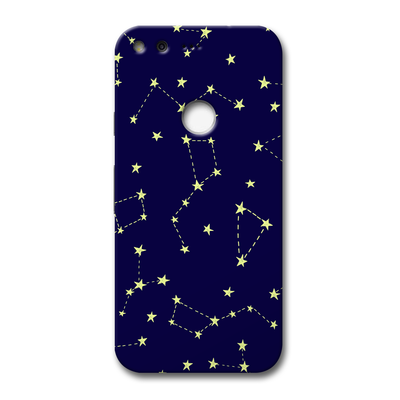 Constellation Blue Google Pixel Case
