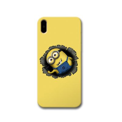 Laughing Minion Apple iPhone X Case