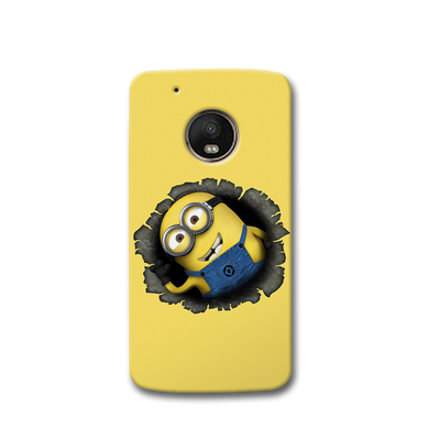 Laughing Minion Moto G5s Case