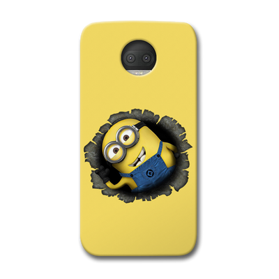Laughing Minion Moto G5s Plus Case