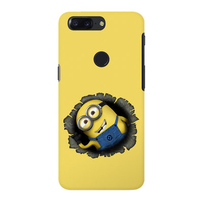 Laughing Minion OnePlus 5T Case