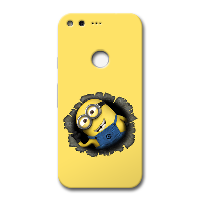 Laughing Minion Google Pixel Case