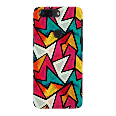 Angular Pattern OnePlus 5T Case