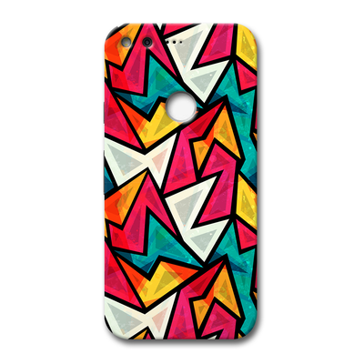Angular Pattern Google Pixel Case
