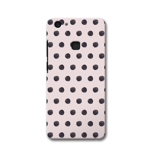 Dalmatian Pattern Vivo V7 Plus Case