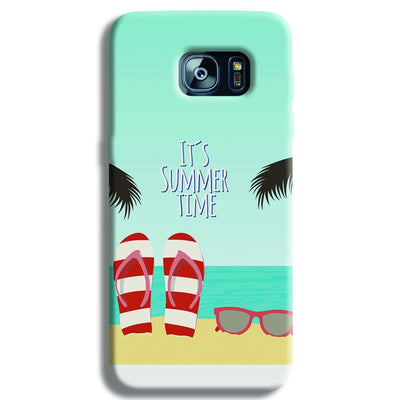 It's Summer Time Samsung S7 Edge Case