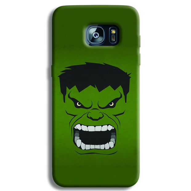 Hulk Power Samsung S7 Edge Case