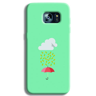 Pineapple Samsung S7 Edge Case