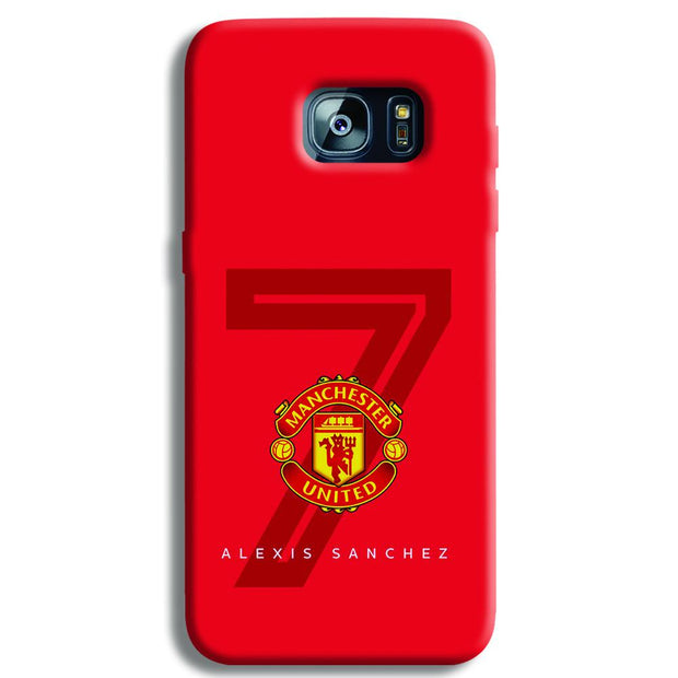 New No. 7 Samsung S7 Edge Case