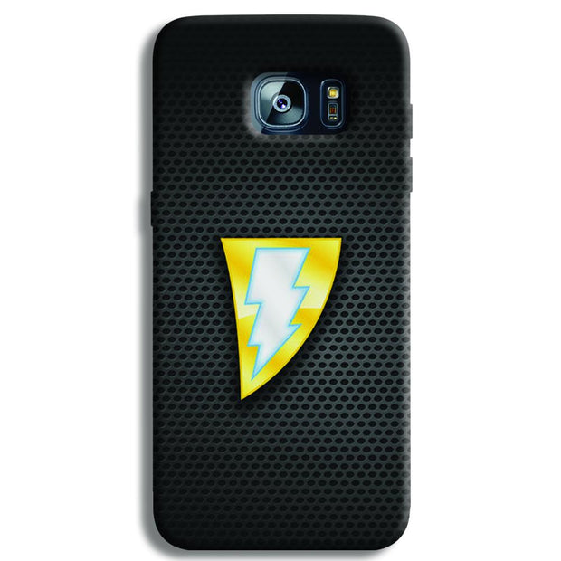 Black Adam Samsung S7 Edge Case