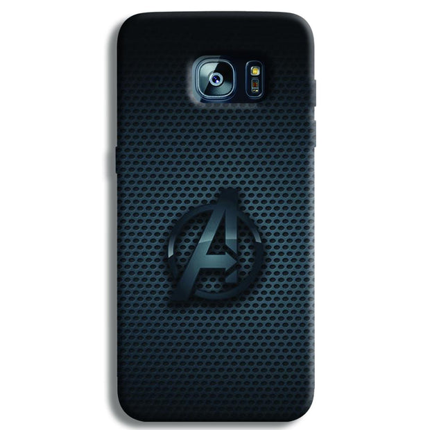 Avenger Grey Samsung S7 Edge Case