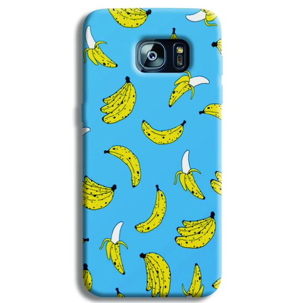 Banana surface Samsung S7 Edge Case