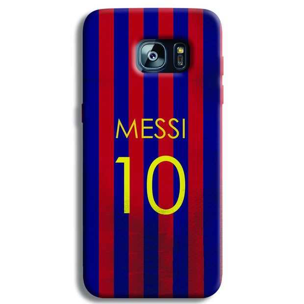 Messi Samsung S7 Edge Case