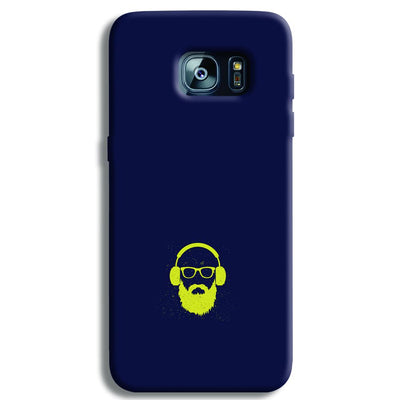 Bearded Man Samsung S7 Edge Case