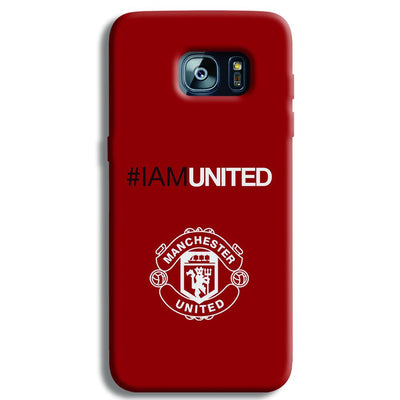 I Am United Samsung S7 Edge Case