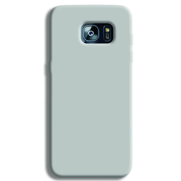 Light Grey Samsung S7 Edge Case