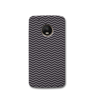 Chevron Pattern Moto G5s Case