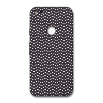Chevron Pattern Google Pixel Case
