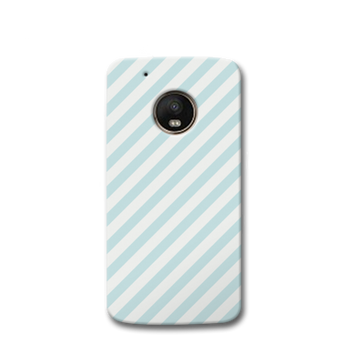 Stripe Pattern Moto G5s Case