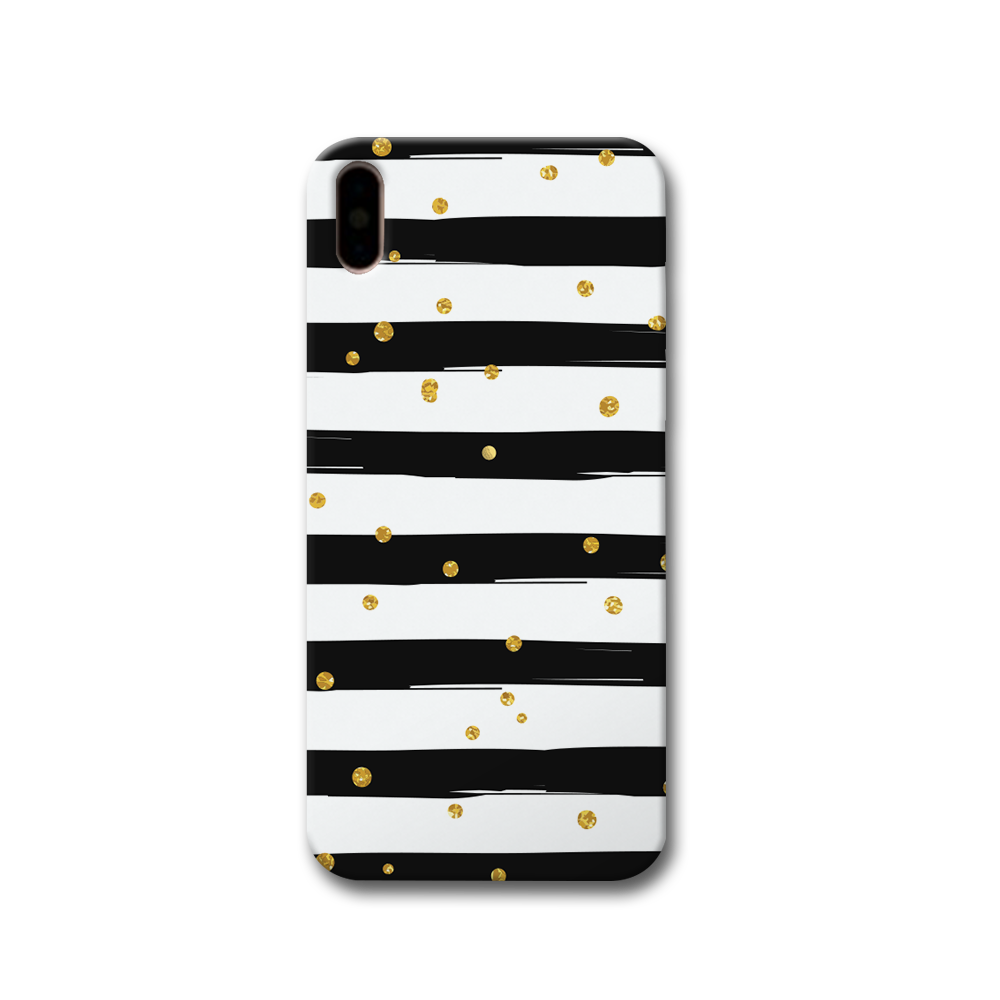 Bling Dot Apple iPhone X Case