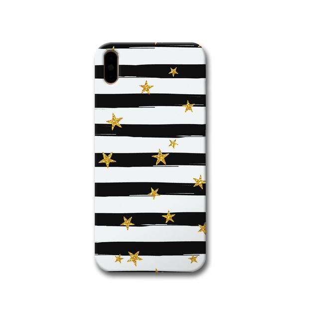 Bling Star Apple iPhone X Case