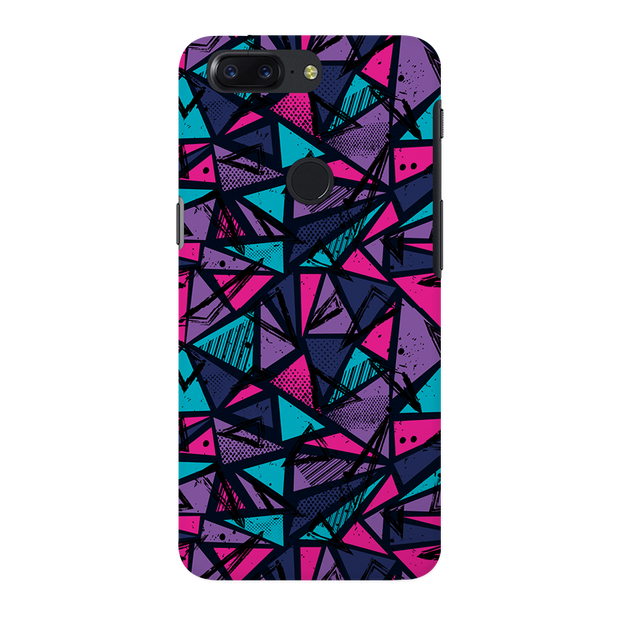 Blues Pattern OnePlus 5T Case