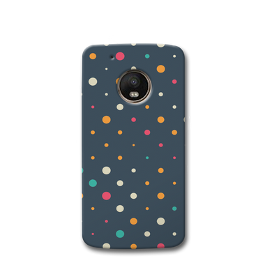 Polka Dot Pattern Moto G5s Case