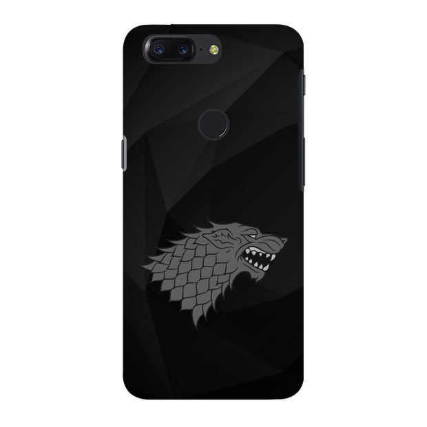 House Stark OnePlus 5T Case