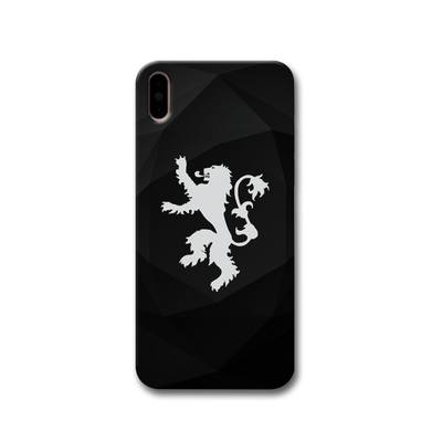 House Lannister Apple iPhone X Case