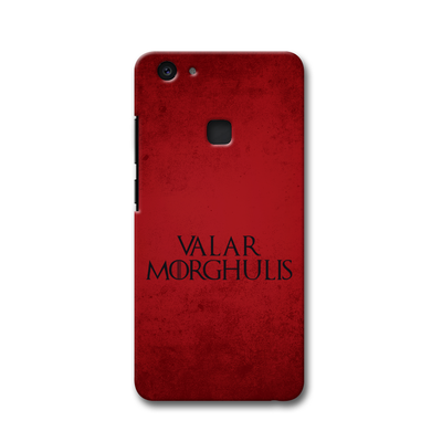 VALAR MORGHULIS Vivo V7 Plus Case
