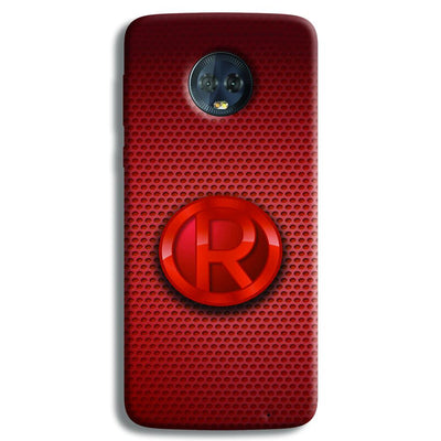 Red Arrow Moto G6 Plus Case