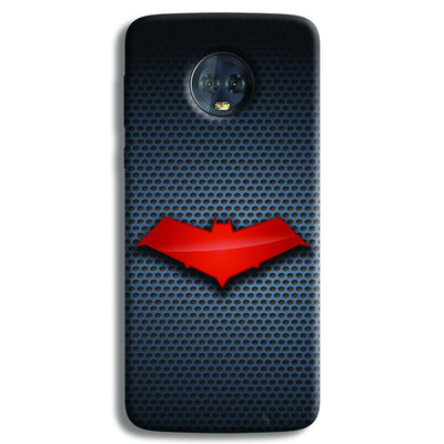 Red Hood Batman Moto G6 Plus Case