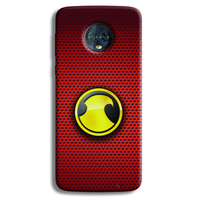 Red Robin Moto G6 Plus Case