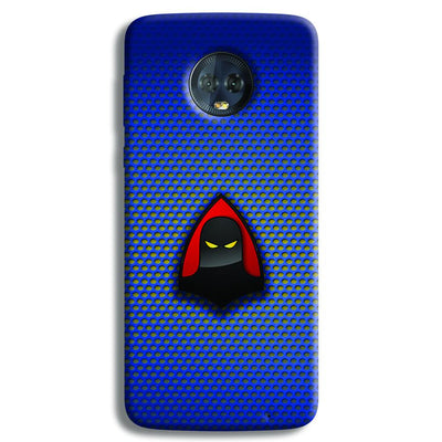 Space Ghost Moto G6 Plus Case