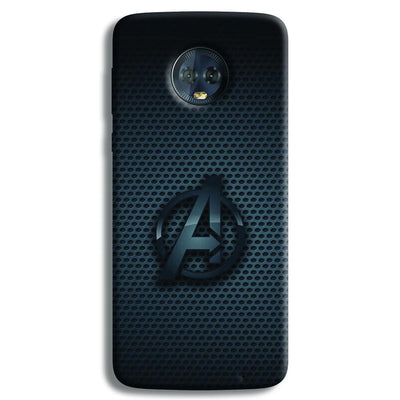Avenger Grey Moto G6 Plus Case