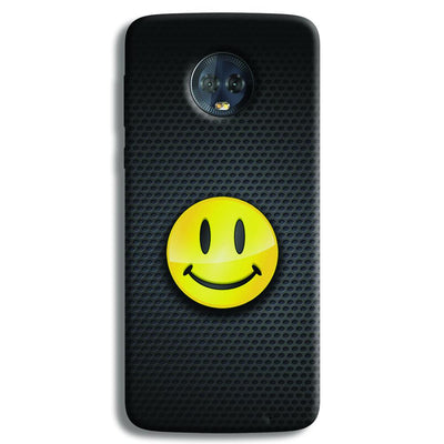 Smile Moto G6 Plus Case