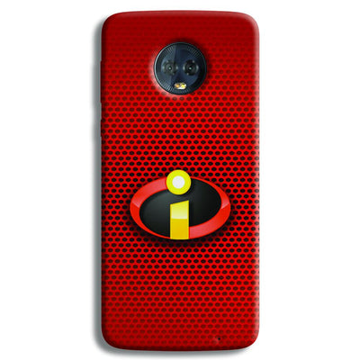 The Incredibles Moto G6 Plus Case