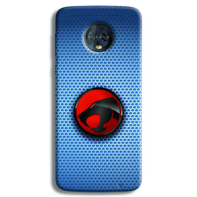 The Thunder Cats Moto G6 Plus Case