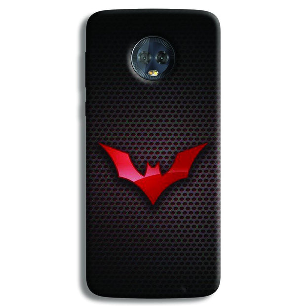 52 Nightwings Moto G6 Plus Case