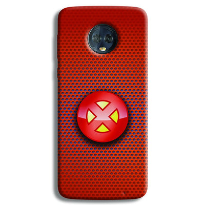 X Man Moto G6 Plus Case