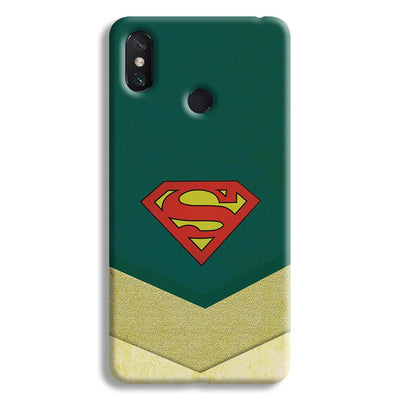 Super Girl Mi Max 3 Case