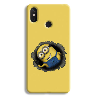 Laughing Minion Mi Max 3 Case