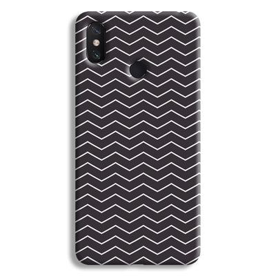 Chevron Pattern Mi Max 3 Case