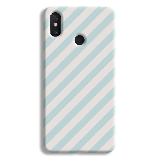 Stripe Pattern Mi Max 3 Case
