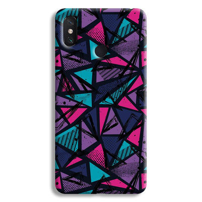 Blues Pattern Mi Max 3 Case