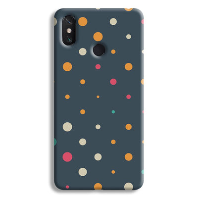 Polka Dot Pattern Mi Max 3 Case