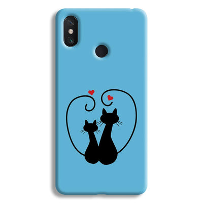 Cat Love Mi Max 3 Case