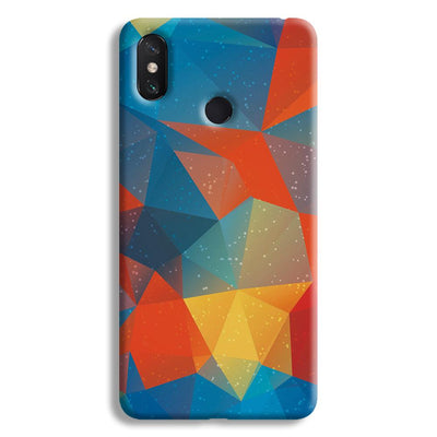 Mint Color Tiles Mi Max 3 Case
