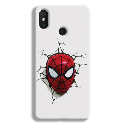 Spider Man Mi Max 3 Case