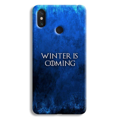 Winter is Coming Mi Max 3 Case